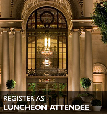 REGISTER AS LUNCHEON ATTENDE